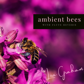 Ambient Bees with Flute Reverie - Lisa Graham